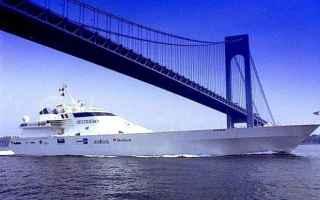 destriero  barca  oceano atlantico