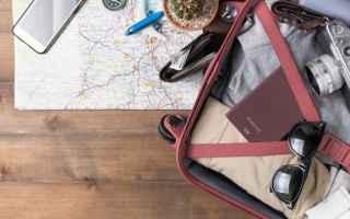 Viaggi: vacanze  bagagli  preparazione  siti web