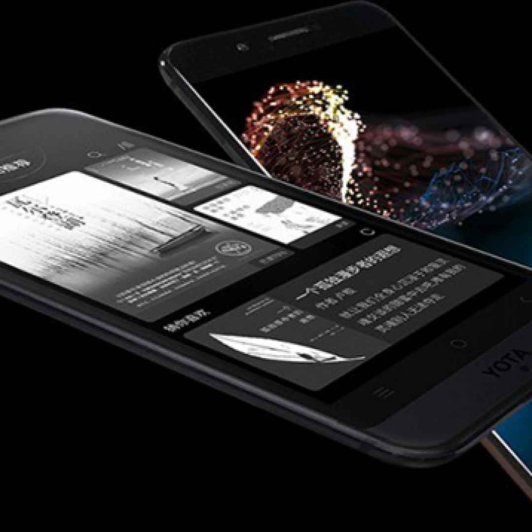 yotaphone  smartphone  android