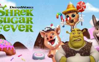 Mobile games: shrek android iphone puzzle giochi