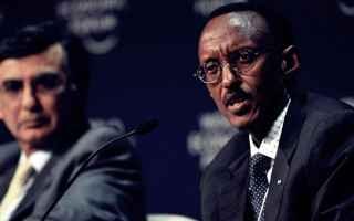dal Mondo: africa  kagame  ruanda