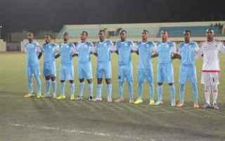 Calcio Estero: gibuti  nazionale  sconfitte