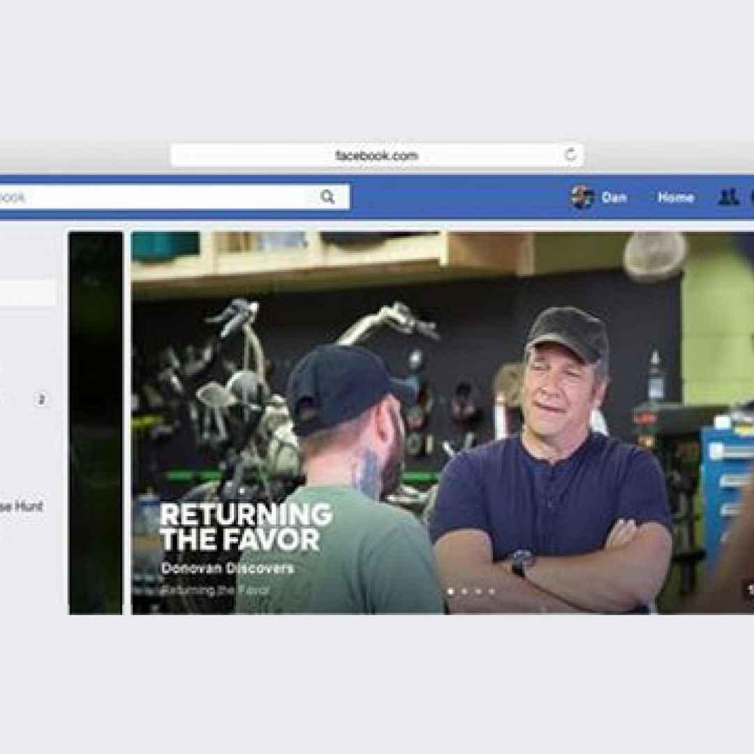 facebook  tv  show  watch  social