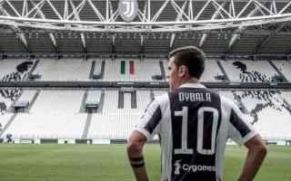 Calcio: juventus  calcio  dybala  instagram