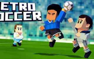 Mobile games: calcio android iphone arcade