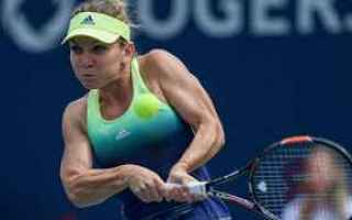 Tennis: tennis grand slam halep kerber