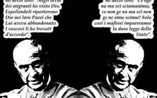 Satira: mafie  migranti  ministro minniti