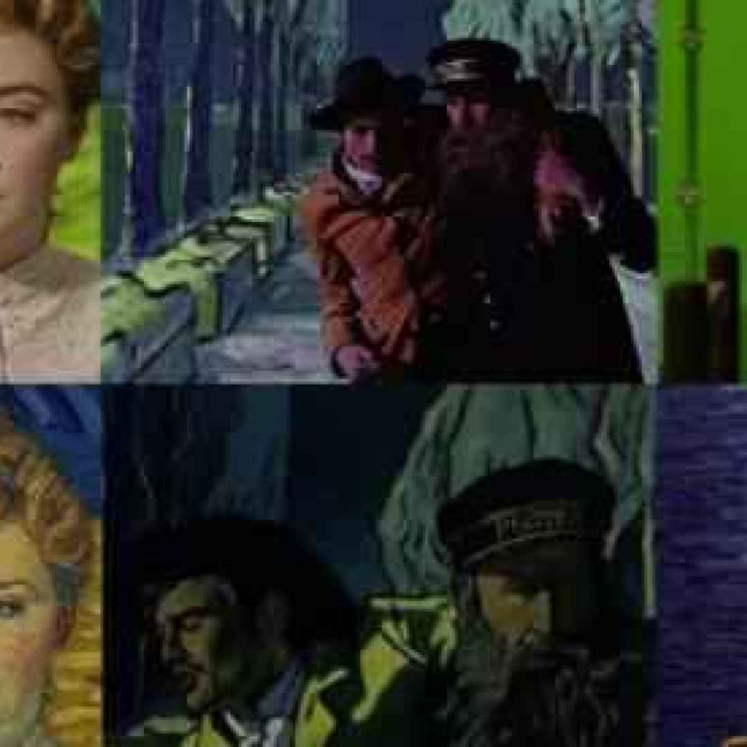 arte  cinema film  van gogh  vfx
