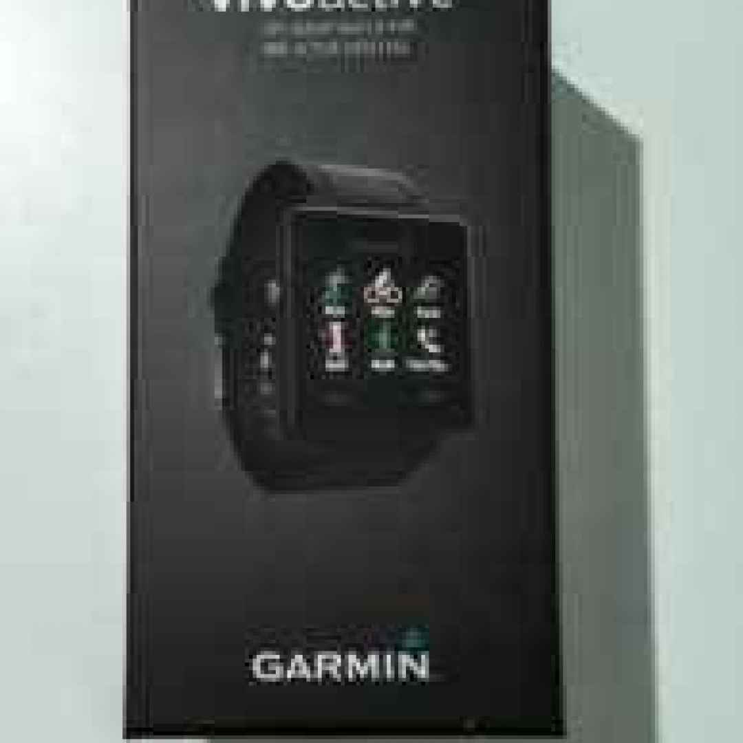 garmin  vivo active  gps