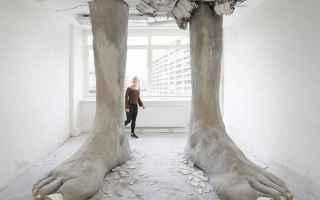 Arte: street art  scultura  installazione