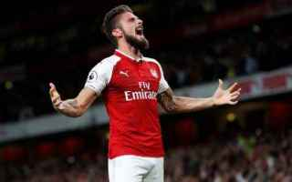 Calcio Estero: arsenal  leicester  video gol  premier