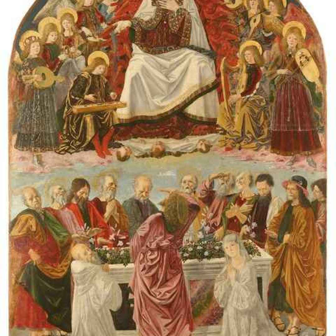 apocrifi  assunta  dogma  maria