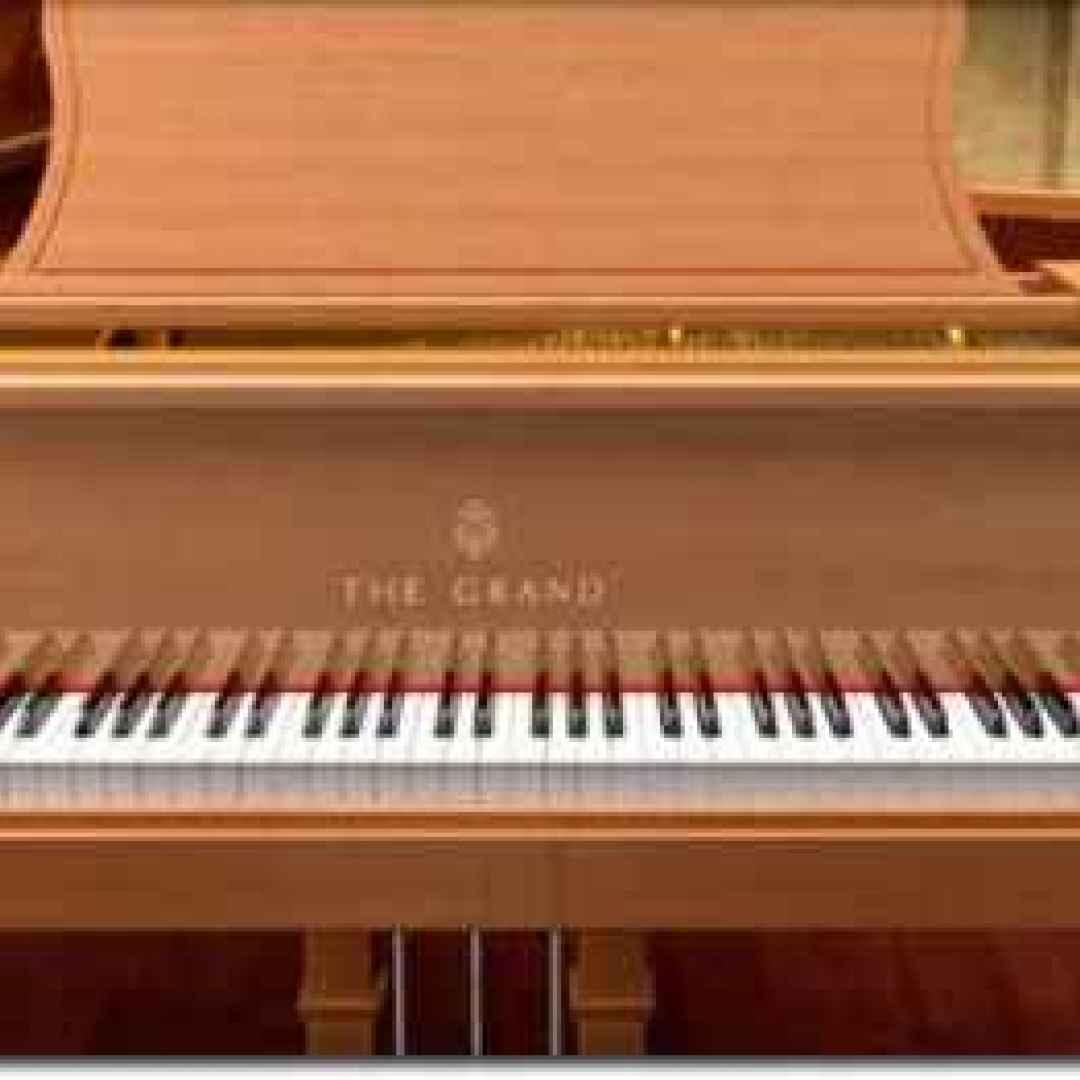 pianoforte virtuale  vsti