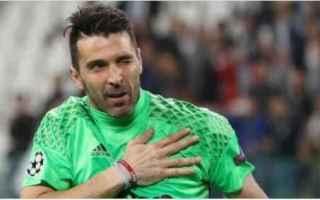 Calcio: buffon  juventus calcio sport bonucci
