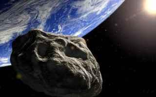asteroide  terra  ottobre