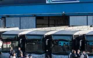 Roma: roma tpl  trasporto pubblico  stipendi