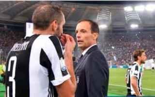Coppa Italia: chiellini  allegri  juventus  lazio  calcio