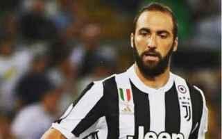 Coppa Italia: juventus higuain sport lazio calcio