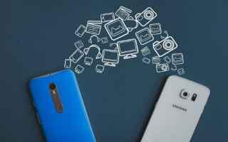 App: apps  android  trasferimento dati