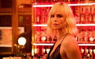 Cinema: novità al cinema atomica bionda agosto