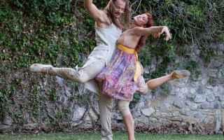 venaria reale  danza
