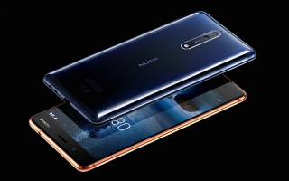 nokia 8  smartphone  android