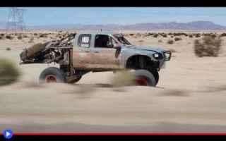 motori  fuoristrada  pick-up  baja 1000