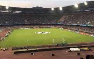 Champions League: napoli sarri calcio champions league
