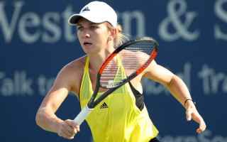 Tennis: tennis grand slam halep cincinnati