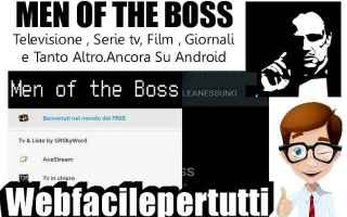 men of the boss  iptv  app