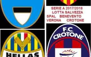Serie A: calcio serie a retrocessione
