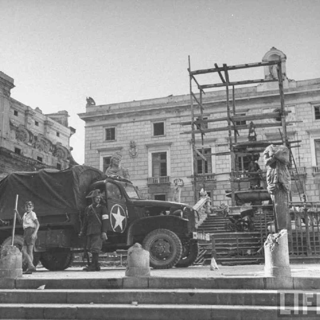 1938  1943  fotografie  life  palermo