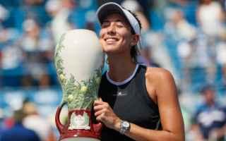 Tennis: tennis grand slam garbine muguruza