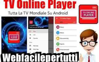 App: tv online player