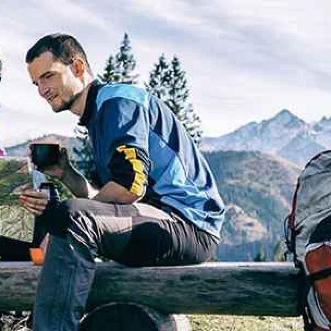 outdoor  trekking  montagna  percorsi