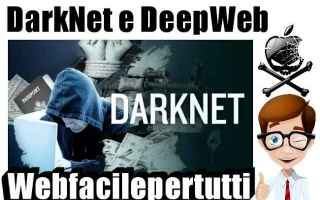 Internet: darknet deepweb internet