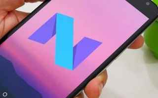 Android: android 7.0  nougat  smartphone