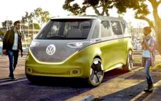 Automobili: volkswagen  pulmino  bullil  e-car