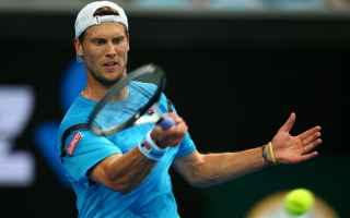 Tennis: tennis grand slam seppi fabbiano