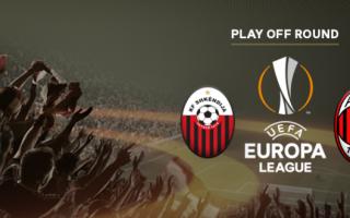 Europa League: shkëndija  milan  probabili formazioni