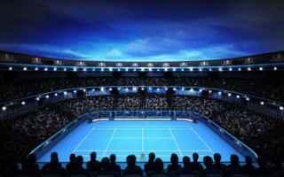 Tennis: tennis grand slam winston-salem eclissi