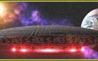 Astronomia: programmazione  ufo  vita-forming