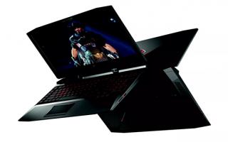Hardware: hp omen x  gamescon  gaming  notebook