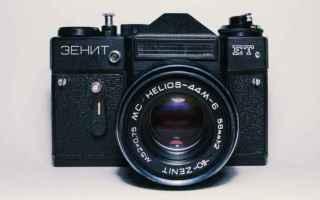 Fotocamere: La rinascita di Zenit. Lancerà una mirrorless nel 2018