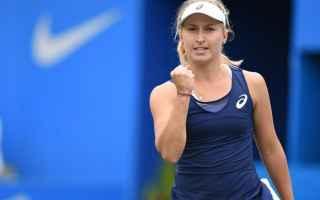Tennis: tennis grand slam gavrilova radwanska