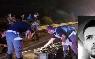 Un gravissimo incidente ha fatto perdere la vita ad un giovane di 26 anni di Agrigento. Il ragazzo s