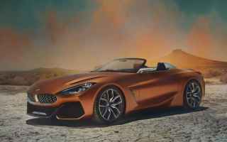 Automobili: bmw  roadster  concept