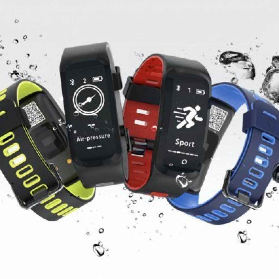 no.1 f4  smartband  wearable  fitness
