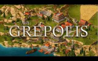 videogame  grepolis  strategico