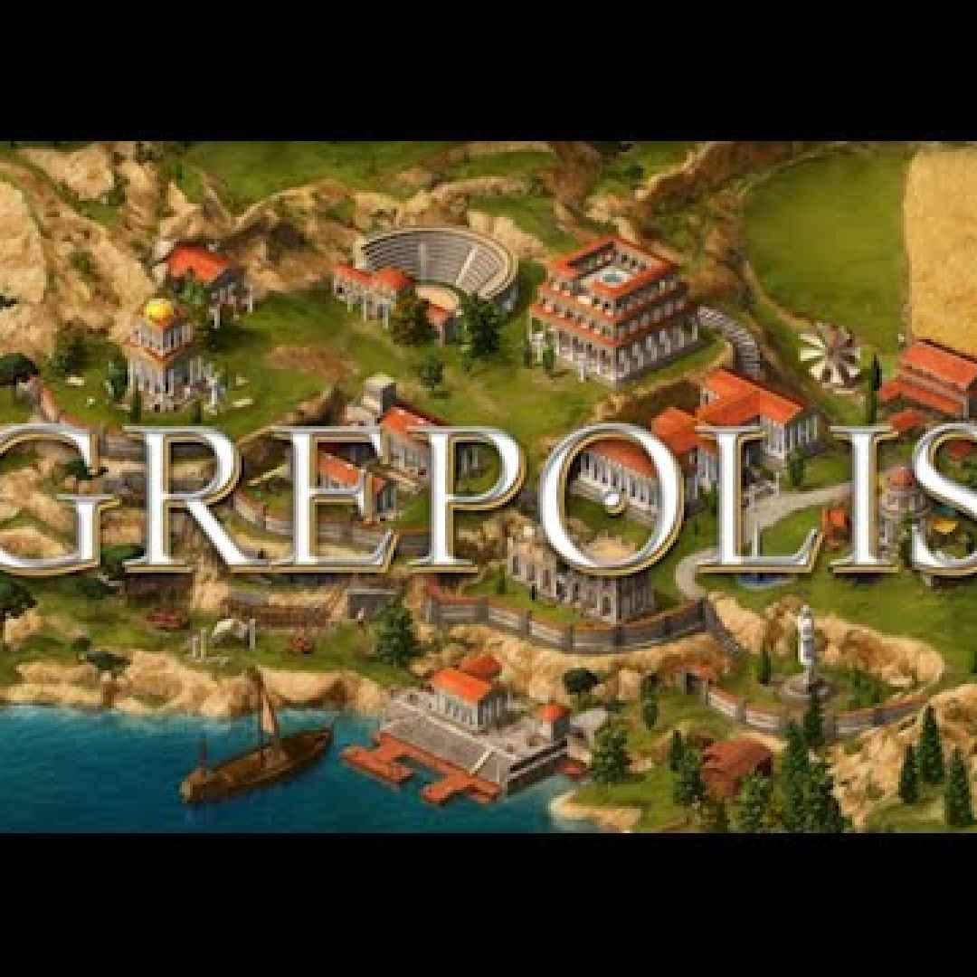 videogame  grepolis  strategico